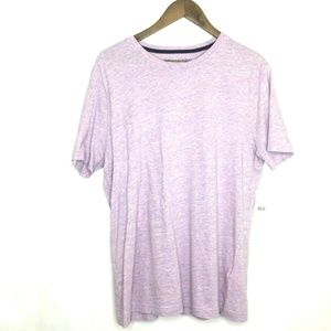 Banana Republic Mens Soft Wash T-Shirt Lt. Purple